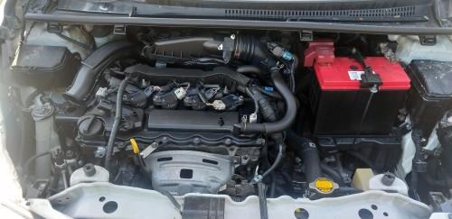 2012 Toyota Vitz ...