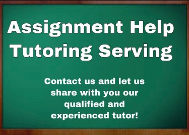 We Are Seeking Students That Need Tutoring