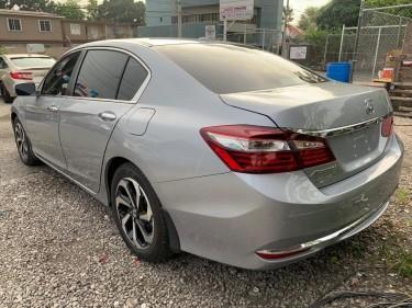 2017 Honda Accord Exl