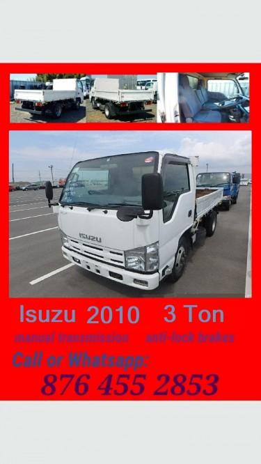 Isuzu 2011 3 Ton Truck Trucks Boscobel