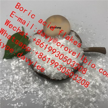 Hot Selling Boric Acid Flakes Cas 11113-50-1