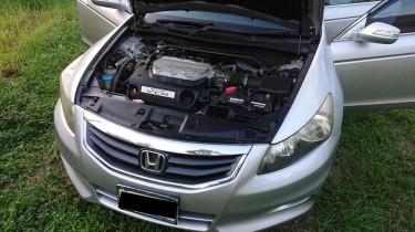 2010 Honda Inspire