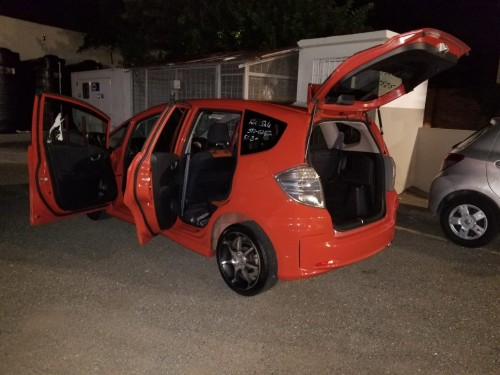 2011 HONDA FIT RS FULLY LOADED <br /> Newly Imported Wit
