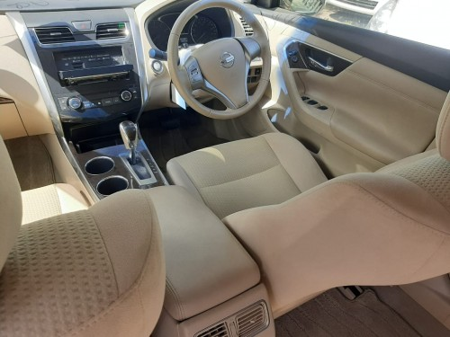2014 Nissan Teana With Wooden Trim, Stearing Mode