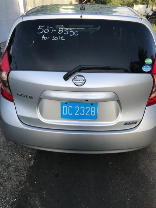 2014 NISSAN NOTE NEWLY IMPORTED <br /> ECO MODE, ALLOY R