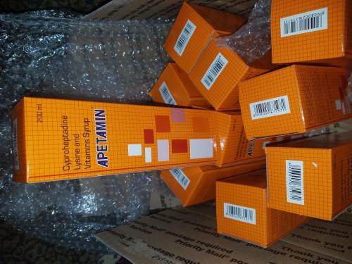 Apetamin Syrups For Sale