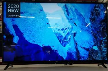 LG 55inch Smart 4K TV