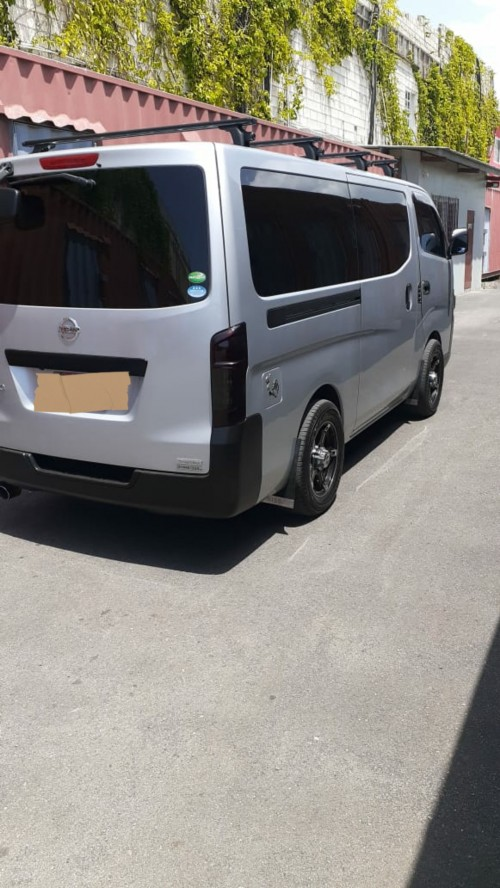 Nissan Carvan 2014