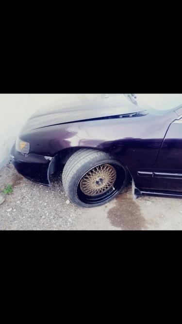Honda Rims 4 Lug Universal And Tyres