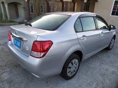 2014 Toyota Axio New
