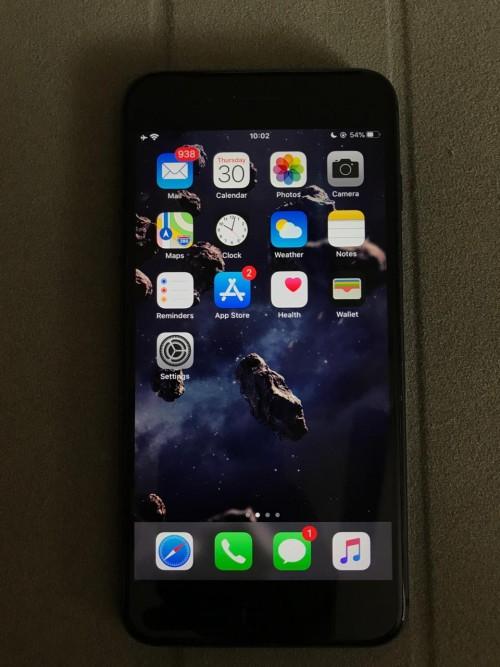 Iphone 8plus 64gb NETWORK LOCK