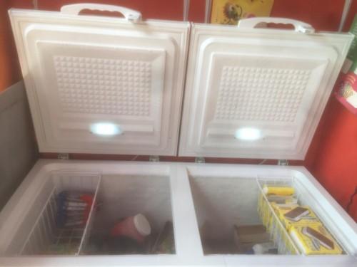 2 Refrigerator.