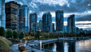 Live And Work In Vancouver Canada $26.00 An Hour