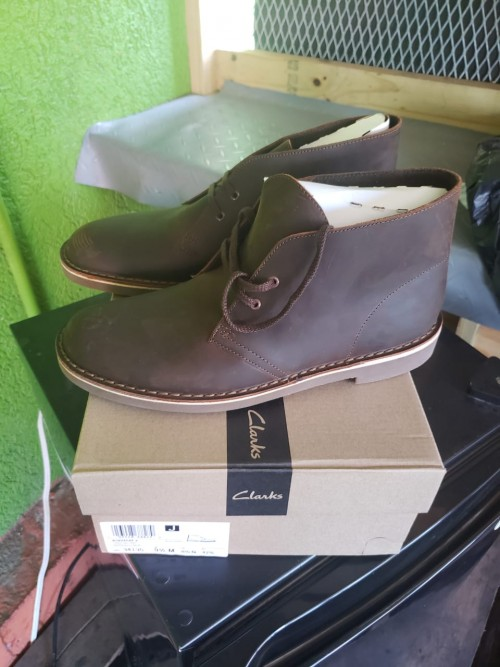 Clark's Shose For Sale Brand New In Box Size 9/12