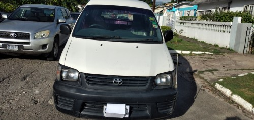 2002 Toyota  Panel Van