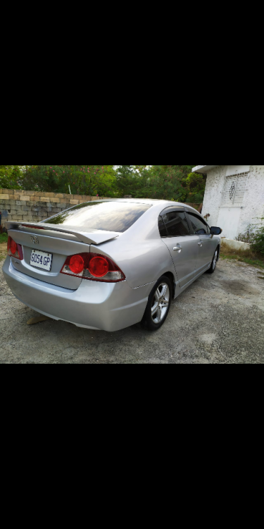 2006 HONDA CIVIC RHD