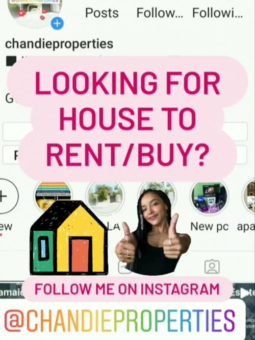 LOOKING FOR HOUSE TO RENT/BUY???