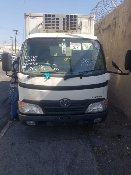 2010 Toyota Dyna Freezer Truck Newly Imported For