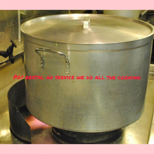 Pots Rental Service And Catering Services We Do Th
