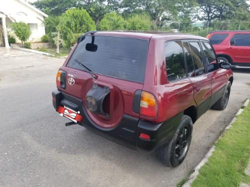 1996 Toyota Rav 4