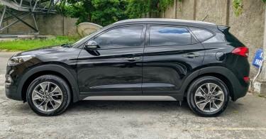 Hyundai Tucson 2,0L 2018 Vans & SUVs Portmore