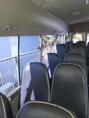 Toyota Coaster Bus 2011