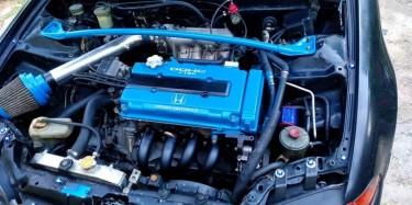 B20v / B16 Head With Type R Gear Box