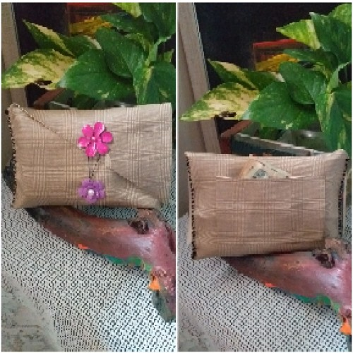 Handmade Clutch Purses