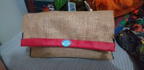 Crocus Bag Clutch Purses