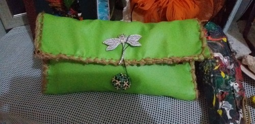 Crocus Bag Clutch Purses