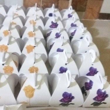 Wedding Cake/ Favour Boxes