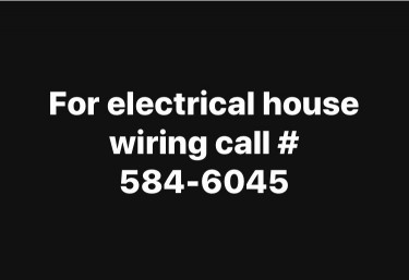 Electrical House Wiring