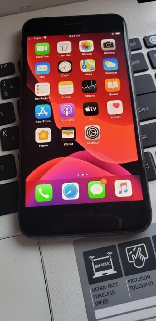 Faily New IPhone 8 Plus