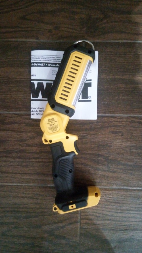 DeWalt Work Light  Battery And Charger Not Include