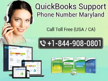 Quickbooks Support Phone Number Maryland