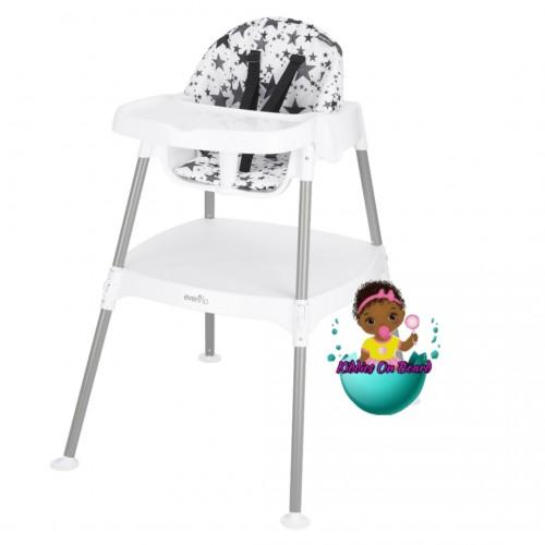 Evenflo Baby 4in 1 High Chair