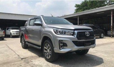 2020 TOYOTA HILUX INVINCIBLE