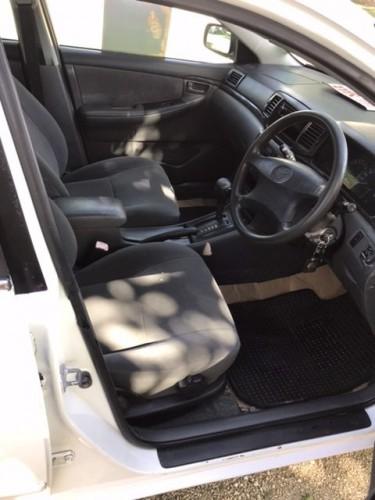 Toyota Corolla Kingfish