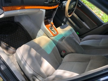 2002 Toyota Mark II Grande