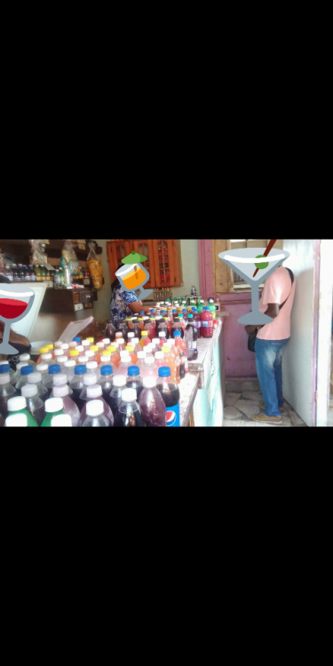 Seeking A Bartender On Hellshire Beach