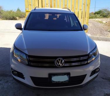2013 VW TIGUAN TRADE