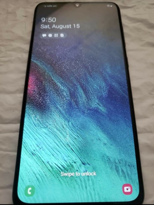 ONE WEEK OLD A70 128GB FOR SALE