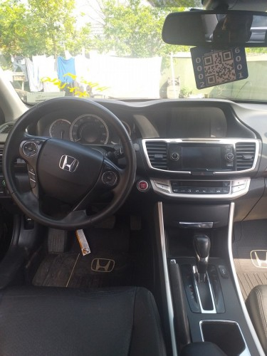Honda Accord Vs 2015