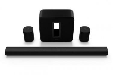 Sonos Arc + Sub (Gen 3) + 2 ONE SL
