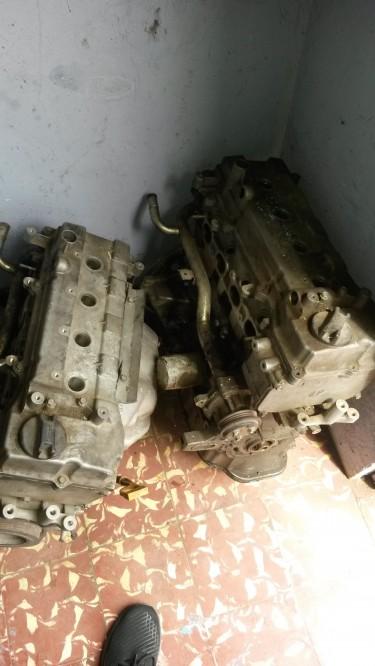 Nissan AD Engine CR12