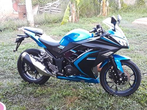 2020  250cc Supra