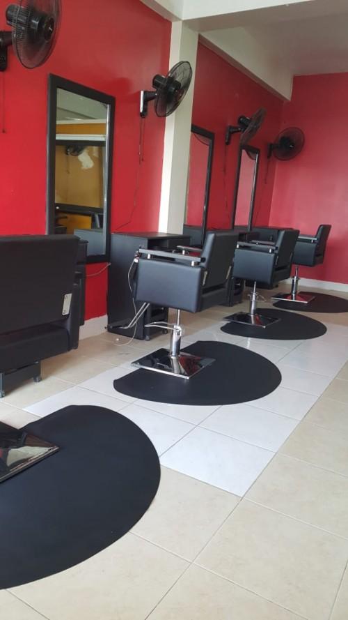 Hairdresser Booth