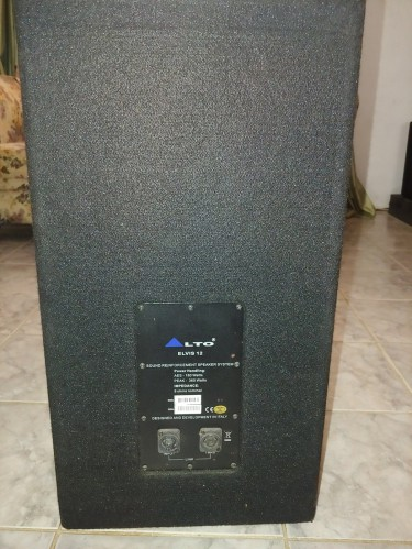 Speakers, Amp, Pre-amp & EQ...Package Sale