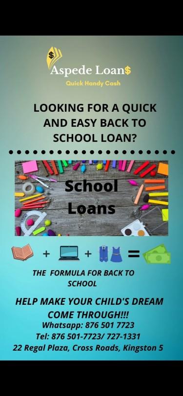 Aspede Loans