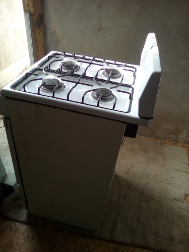 Small Four Burner Second Handstove